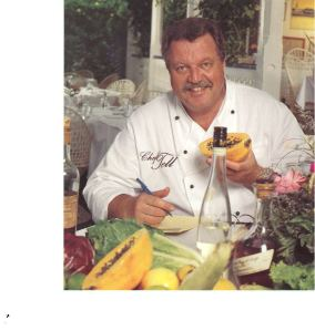 Chef Tell in Grand Cayman Islands