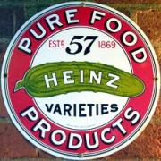 Heinz 57 varieties, one of America's best-known ad slogans